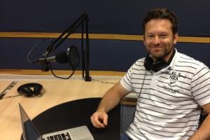 Advokat Kjell Steffner på Kulturnytt i NRK radio
